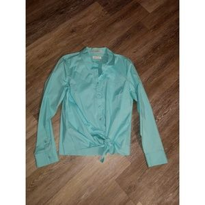 Long sleeve blouse size 12